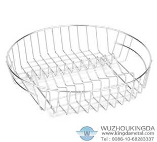 Circular Sink Drainer Basket - Image Sink and Toaster Labelkollektiv.com