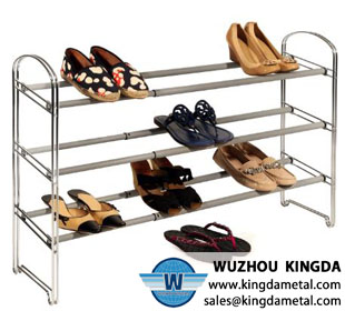 3 layers shoe racks