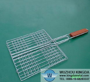 Barbecue Metal Mesh