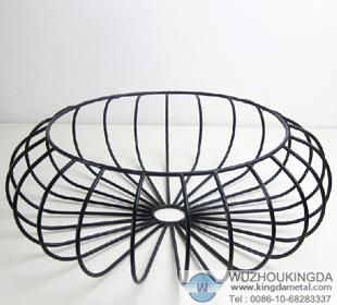 Black Fruit Basket