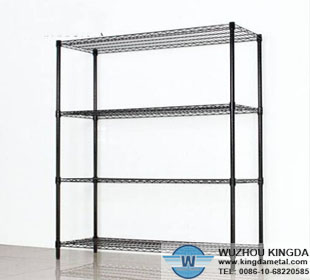 Iron rack for storage