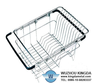 Kitchen Sink Drainer Rack -Wuzhou Kingda Wire Cloth Co. Ltd