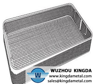 Medical perforated antisepsis tray