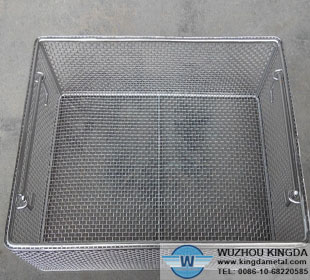 Mesh baskets industrial