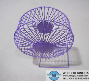 Mesh for hamster cage