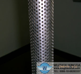 Perforated Stainless Steel Filter Tube