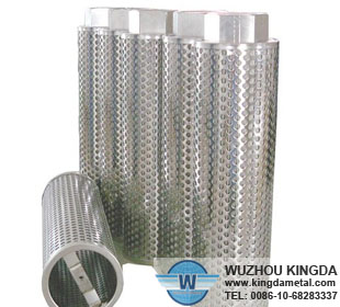 Punching Filter Tube