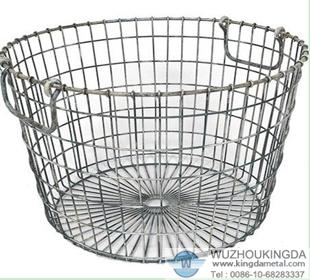 Round wire baskets,Round wire baskets supplier-Wuzhou Kingda Wire ...