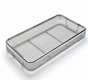Stainless Mesh Trays and Baskets-Wuzhou Kingda Wire Cloth Co. Ltd