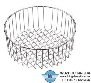 stainless steel round drainer basket,stainless steel round drainer ...