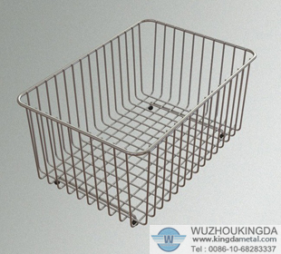 Perfect Stainless Steel Wire Baskets Frieze - Electrical Diagram ...