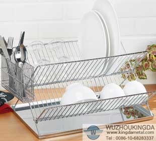 Stainless steel folding dish drainer & Stainless steel folding dish drainerstainless steel rack-Wuzhou ...