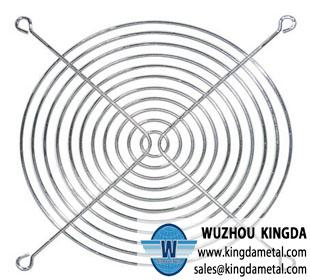 Stainless steel motor fan guard stainless steel wire mesh screen 9 on stainless steel wire mesh screen