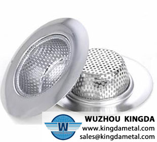 Stainless water strainer