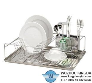 Dish Rack And Dish Drainer Dish Rack And Dish Drainer