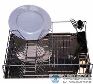 Dish Sink Drying Rack