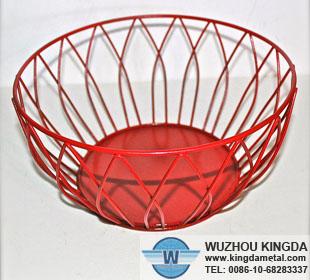 Fruit Basket Metal