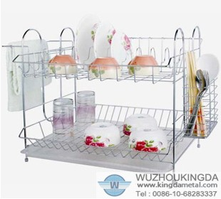 Kitchen Utensil Cooling Rack