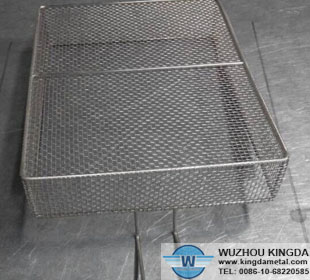 Large Fryer Basket Large Fryer Basket Manufacturer Wuzhou