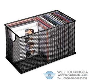 Mesh Cd Storage Box Mesh Cd Storage Box Supplier Wuzhou