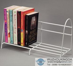 Metal Book Rack Metal Book Rack Supplier Wuzhou Kingda