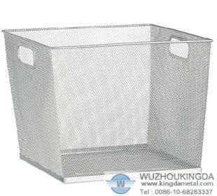Metal Wire Mesh Storage Box
