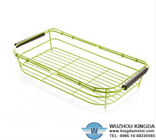 over the sink dish drainer over the sink dish drainer. Black Bedroom Furniture Sets. Home Design Ideas
