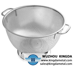 Perforated Kitchen Ware Baskets Perforated Kitchen Ware