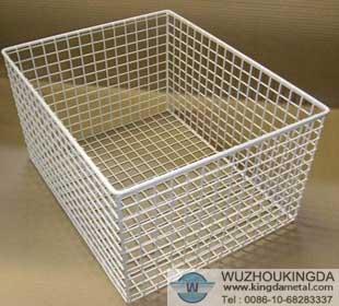 Rectangular Wire Baskets Wire Basket Wuzhou Kingda Wire