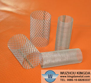 Stainless mesh screen tube