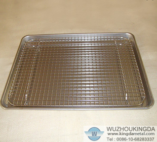 Stainless Steel Baking And Cooling Rack Stainless Steel