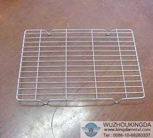 Stainless Steel Flat Roasting Rack Grill Rack Wuzhou