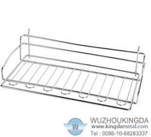Stainless Steel Wall Mounted Wire Baskets Stainless Free