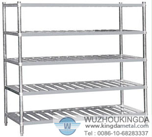 Lovely Stainless Steel Kitchen Racks
