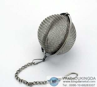 Stainless steel mesh soup spice ball