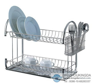 Stainless Steel Metal Kitchen Rack