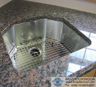 Stainless Steel Sink Protector Stainless Steel Sink