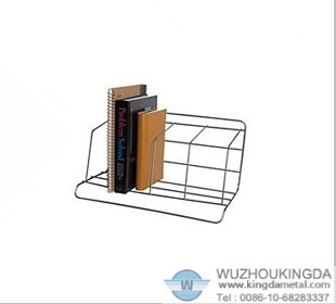 Staples Wire Book Rack Staples Wire Book Rack Supplier