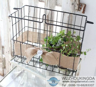 Wall Hanging Wire Baskets wall mounted mail basket,wall mounted mail basket supplier-wuzhou