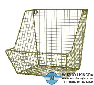 Wire Wall Hanging Baskets wall mounted wire basket,wall mounted wire basket manufacturer