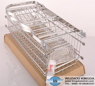 Dishwashing rack