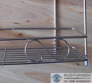Original Wire Bathroom Storage Rackwire Bathroom Storage Rack SupplierWuzhou