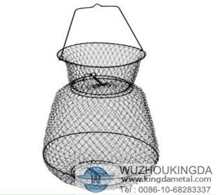 Wire fish basket wire fish basket manufacturer wuzhou for Fish wire basket