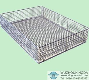 Wire Mesh Sterilization Tray Basket,Wire Mesh Sterilization Tray ...