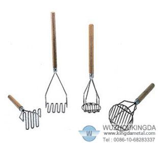 Wire Metal Potato Masher Wire Metal Potato Masher Supplier